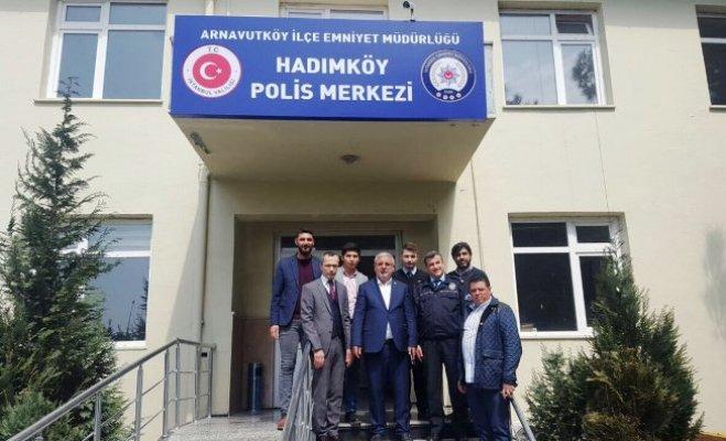 Hadımköy Polis Merkezi Telefon