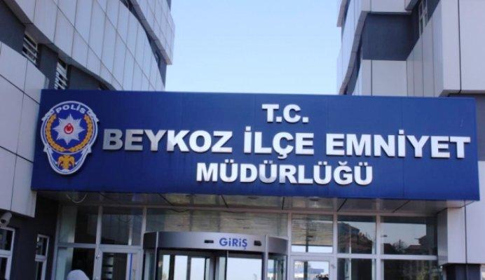 Beykoz Asayiş Büro Amirliği veÇoçuk Büro Amirliği  Telefon