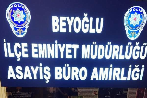 Beyoğlu Güvenlik Büro Amirliği Telefon