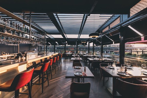 Grill Branché Restaurant & Lounge, Ataşehir