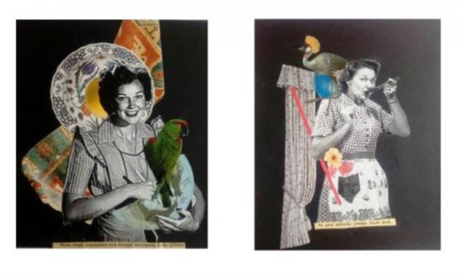 Işık Sungurlar'ın '' Kadın Haller'' isimli sergisi