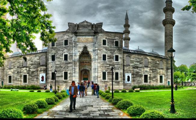 İstanbul'da gezilmesi gereken camiler
