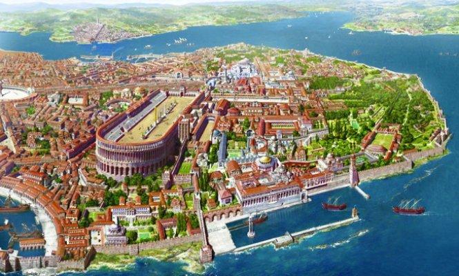 İstanbul Kara Surları ve Fetih