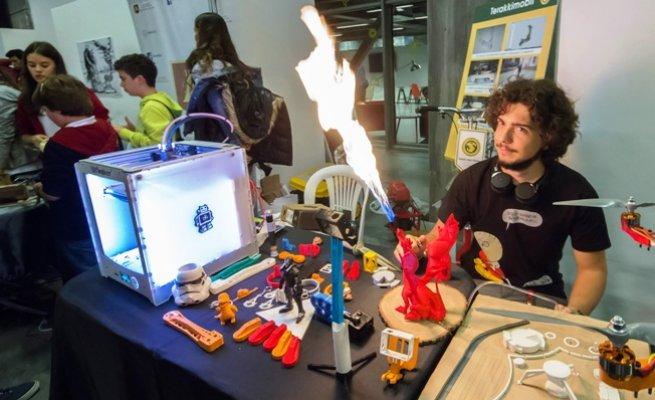 İstanbul Maker Faire heyecanı yaklaşıyor!