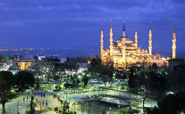 İstanbul'un yeditepesinin sırrı