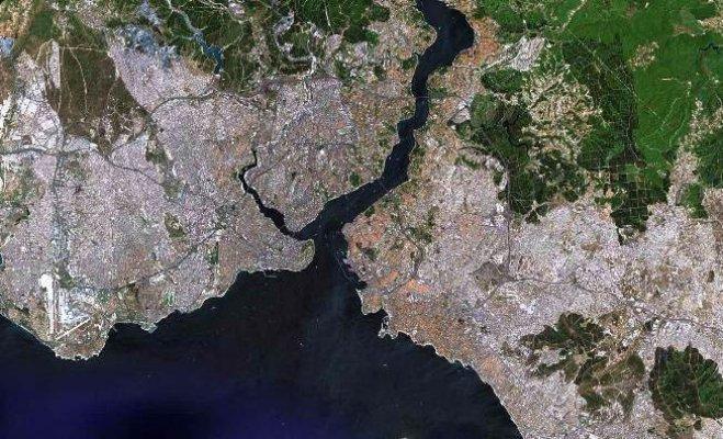 NASA yayınladı: İstanbul'un değişimine inanamayacaksınız
