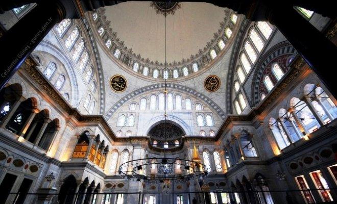 Nuru Osmaniye'nin altındaki sır