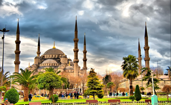 Sultanahmet'te gizemli saray