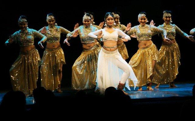 Taj Express Bollywood Müzikali