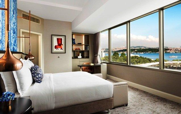 The Ritz-Carlton, İstanbul, İstanbul'un En İyi Oteli Seçildi
