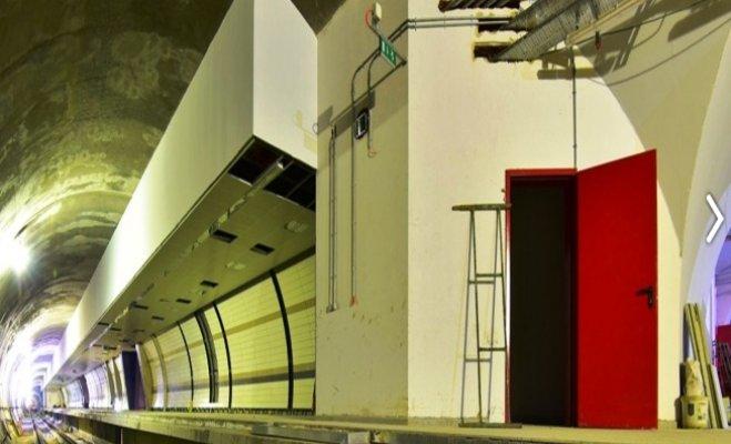Üsküdar - Ümraniye - Çekmeköy Metro Hattı'nda Sona Gelindi