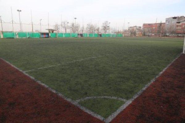 Abide-i Hürriyet Futbol Sahası
