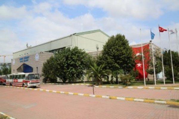 Ahmet Cömert Spor Salonu