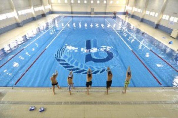 Bağcılar Belediyesi Yüzme Havuzu