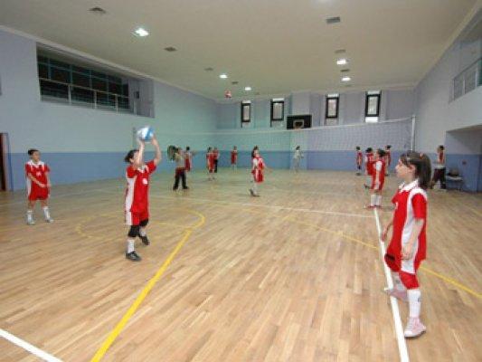 Bağcılar Kültür Merkezi Spor Salonu