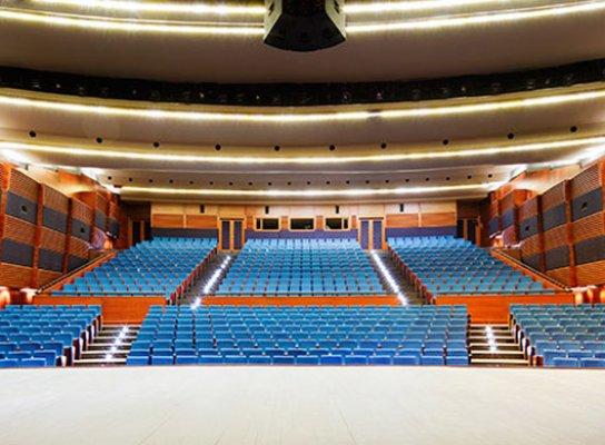 Başakşehir Özel Tiyatro Sahneleri
