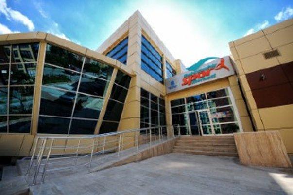 Başakşehir Spor Salonları