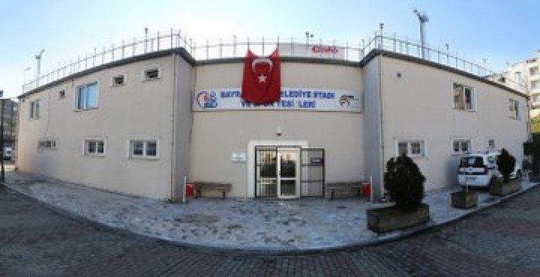 Bayrampaşa Belediye Stadı