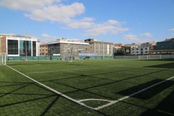 Bayrampaşa Belediyesi Terazidere Spor Tesisi