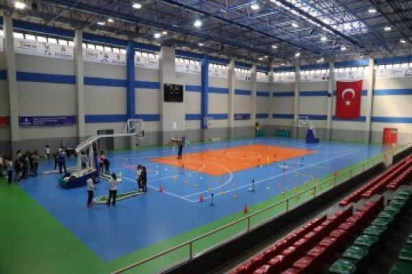 Bayrampaşa Spor Salonları