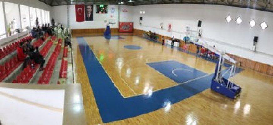 Bayrampaşa Spor Salonu