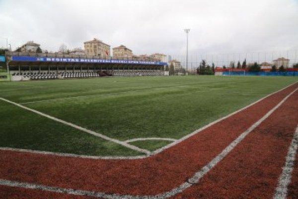Beşiktaş Belediyesi Çilekli Spor Tesisi