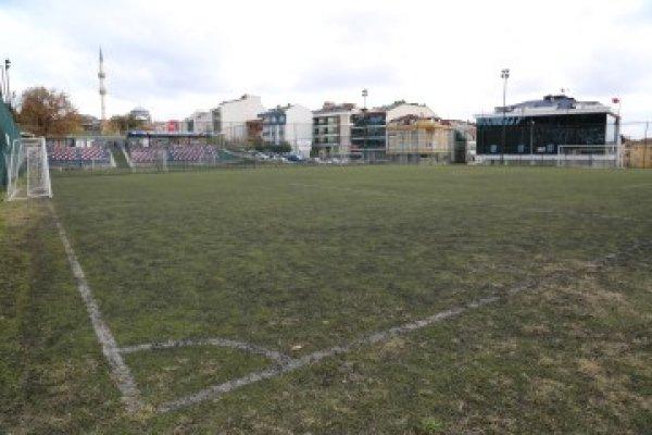 Çekmeköy Futbol Sahası