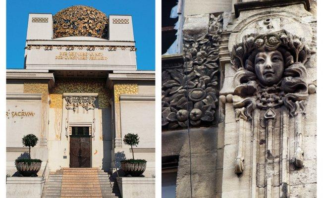 Dünyanın Rengi : Art Nouveau Akımı
