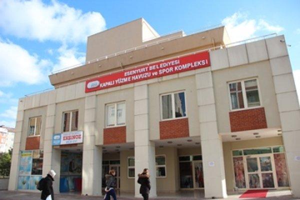 Esenyurt Belediyesi Gürbüz Süleymanoğlu Spor Merkezi