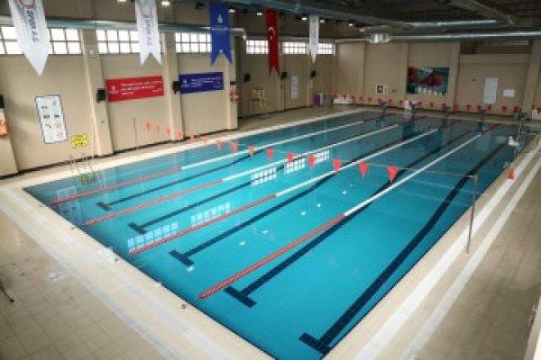 Eyüp Yüzme Havuzları