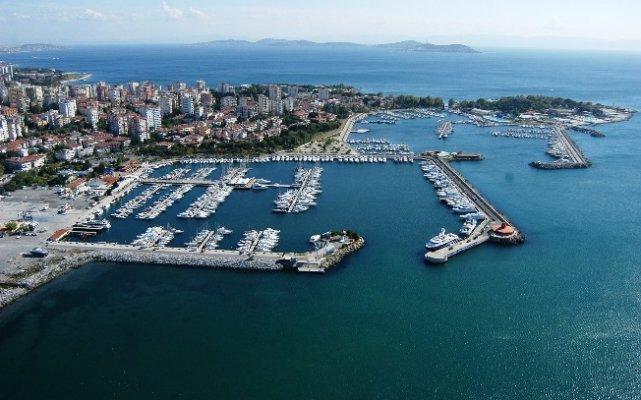Fenerbahçe Kalamış Yat Limanı'na yapılaşma izni