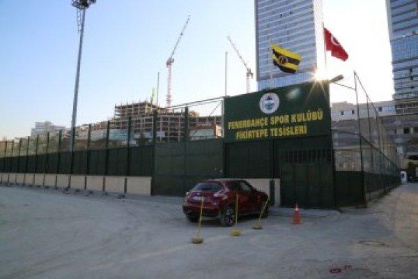 Fikirtepe Fenerbahçe Futbol Sahası