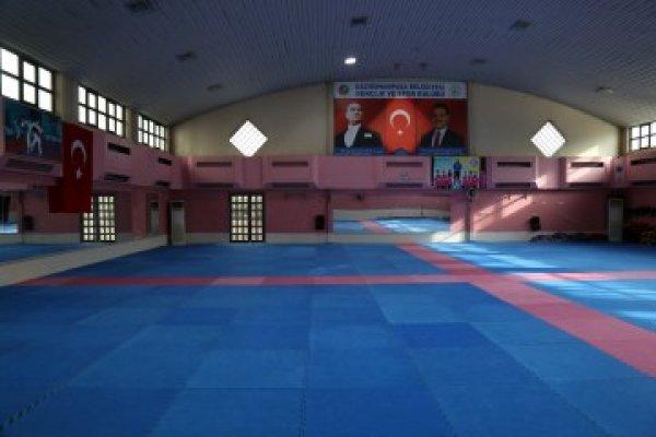 Gaziosmanpaşa Belediyesi Hizmet Binası Poligon Tesisleri