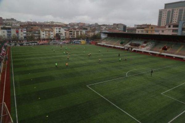 Gaziosmanpaşa Futbol Sahaları