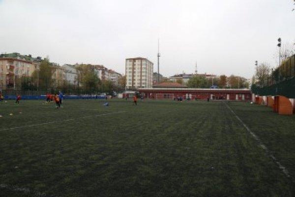 Güneştepe Futbol Sahası