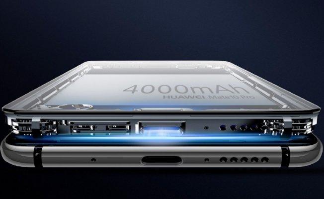Huawei Mate 10 Pro batarya dayanıklılık süresini 50 saate çıkardı