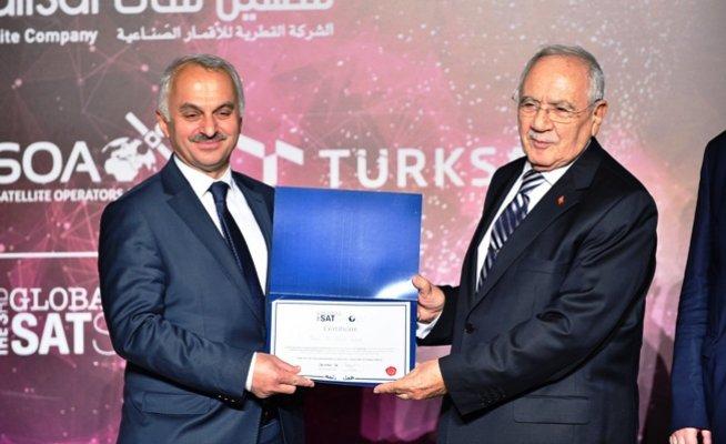 İlk yerli ve milli haberleşme uydusu Türksat 6A'nın yapımına başlandı