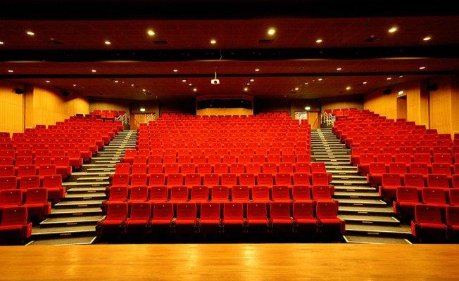 Şehir Tiyatro Sahneleri