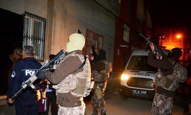 İstanbul'da 6 ilçedeDEAŞoperasyonu: 34 gözaltı