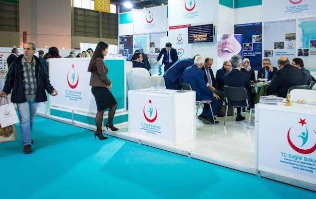 İstanbul Health Expo, 29 Kasım'da CNR EXPO'da başlıyor