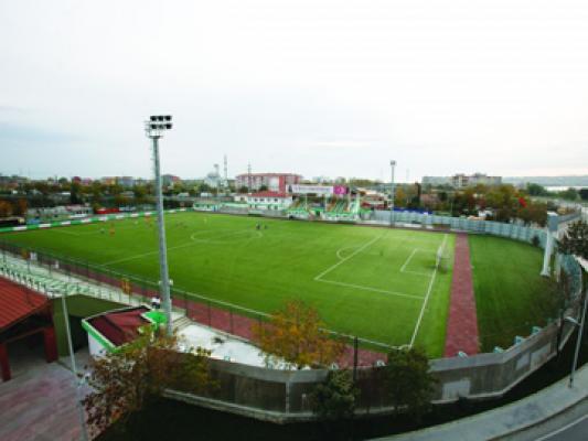 Küçükçekmece Futbol Sahaları
