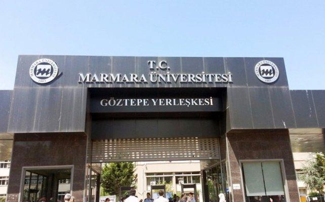 Marmara Üniversitesi'ne FETÖ operasyonu