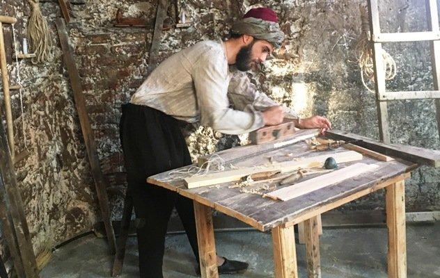 Mimar Sinan'ın Gençlik Yılları