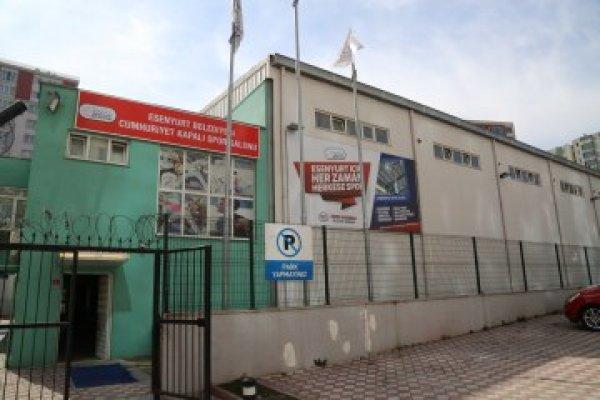 Mustafa Akboğa Kapalı Yüzme Havuzu ve Spor Merkezi