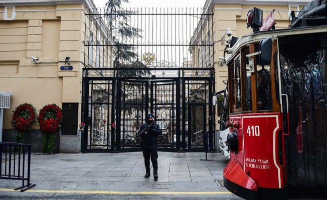 Rusya Başkonsolosluğu İstanbul