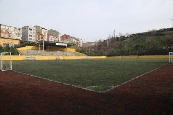 Seyrantepe Futbol Sahası