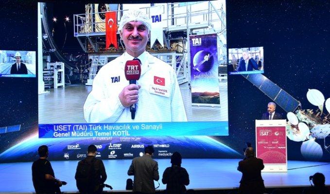 Türksat 5A ve 5B uyduları için imzalar atıldı