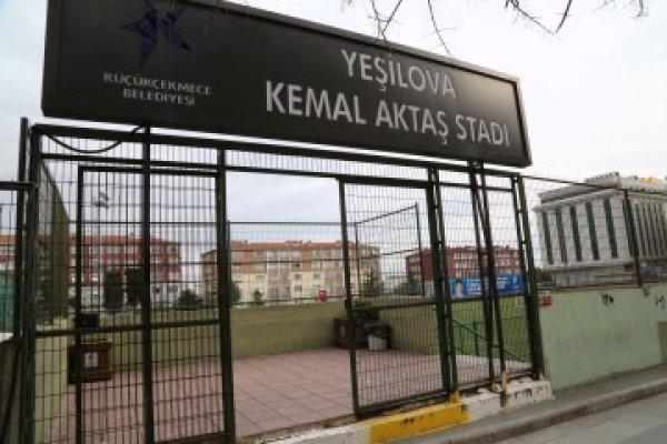 Yeşilova Futbol Stadı