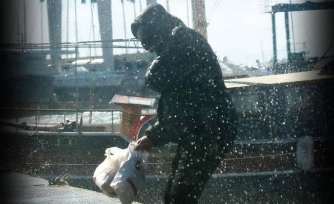 AKOM'dan İstanbul için lodos ve sağanak uyarısı!