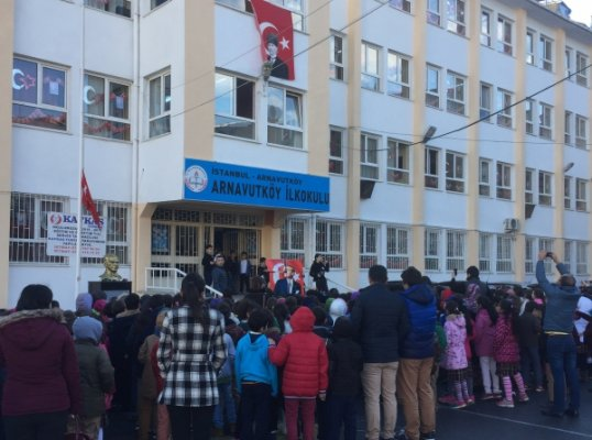 Arnavutköy İlkokulu